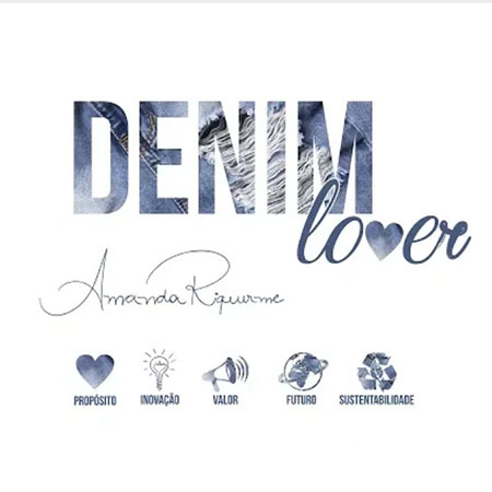 AMANDA RIQUERME - DENIM LOVER